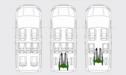 Citroen Berlingo con pianale ribassato