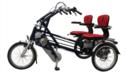 fun2go tricicletta per trasporto disabili