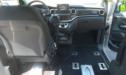 Mecedes Classse V sali e guida con blocco automatico lato passeggero.