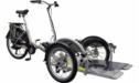 Velo Plus tricicletta per disabili