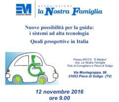 12 novembre 2016 convegno