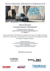 ALLESTITORI ED INDUSTRIA 4.0 EVENTO 22 SETTEMBRE 2018 PRESSO CARRARO SPA