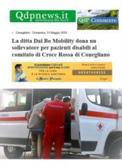 DAL BO MOBILITY AL FIANCO DELLA CROCE ROSSA DI CONEGLIANO