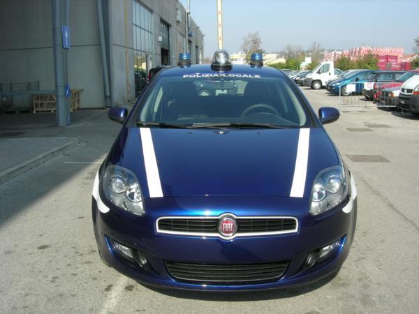 Polizia Locale Fiat Bravo
