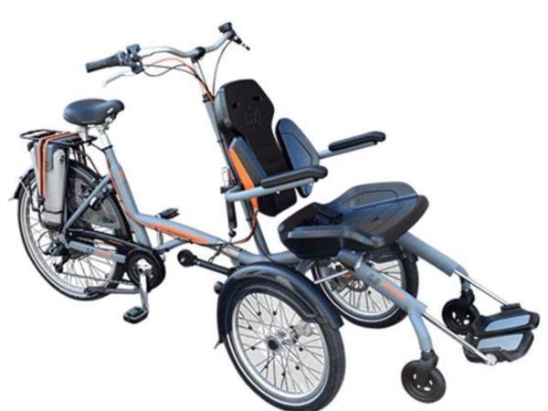 Split Bike tricicletta per disabili