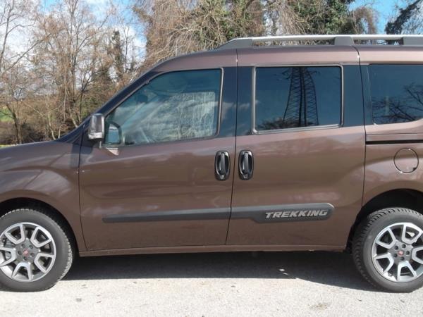 Ribassamento pianale su Fiat Doblo'