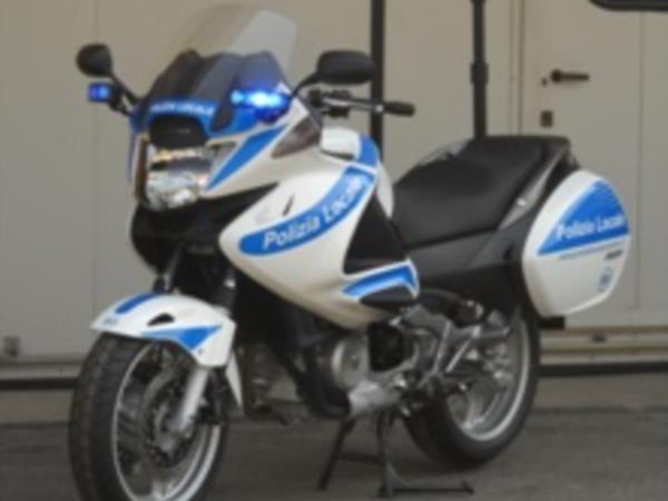 Moto Polizia Locale