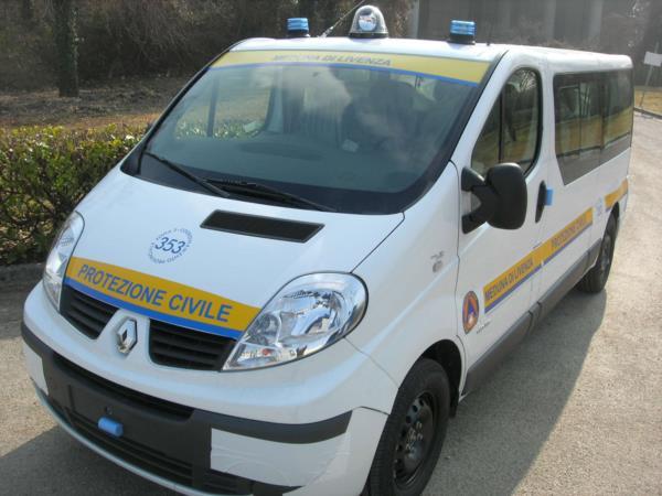 Protezione civile Renault