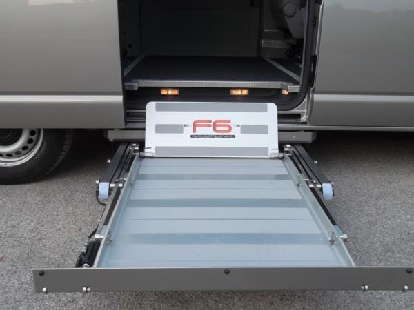 Sollevatore sottopianale Autolift F6 Multilink