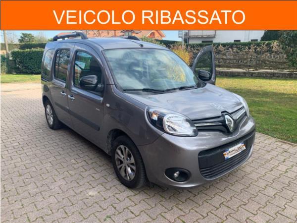 Renault Kangoo ribassato