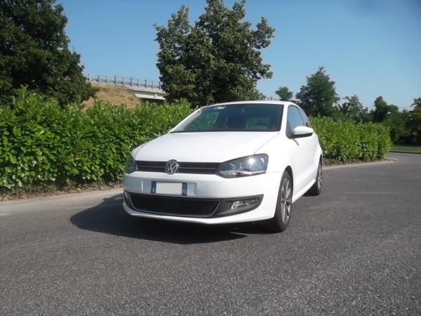 Volkswagen Polo 1.2 Benzina con adattamenti sistemi di guida